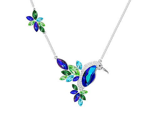Necklace Flying Gem by Veronika