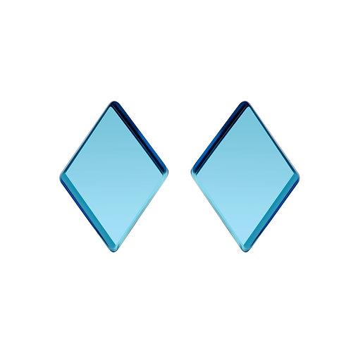 Earring Fragmentum Light blue