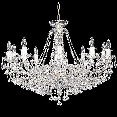 L105/10/06 Elite Bohemia crystal chandelier
