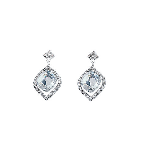 Earrings Cassiopeia  crystal