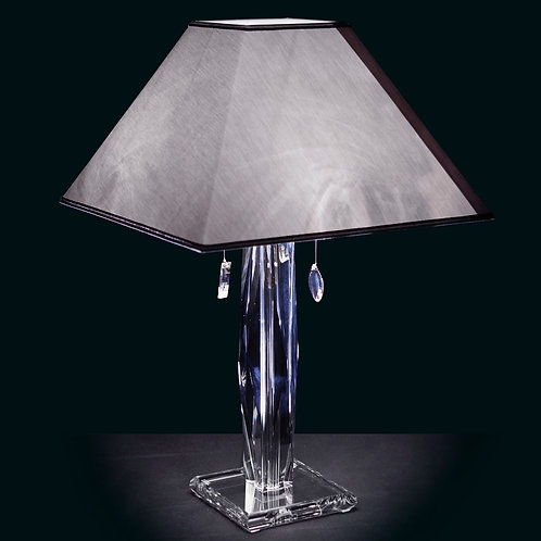 Table lamp S201/9/03 N Swarovski crystal