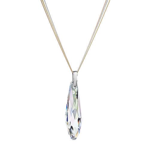 Chiqué - Pendant Ag 925/Rh - crystal AB