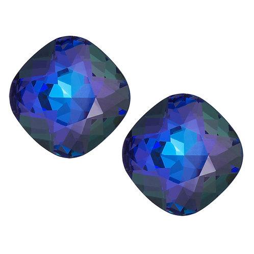 Brilliant Rose - Earrings Ag 925/Rh - heliotrope