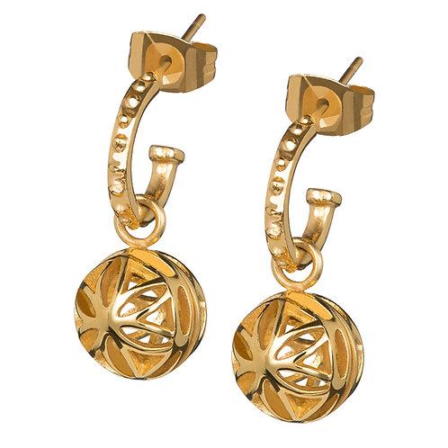 Earring Lotus Pearl 7293Y00