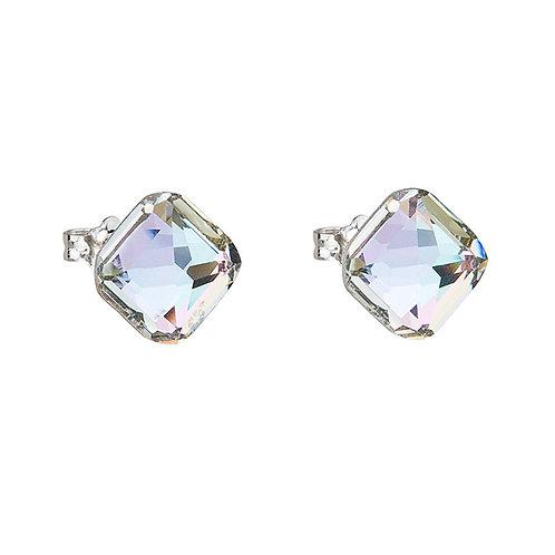 Elli - Earrings - vitrail light