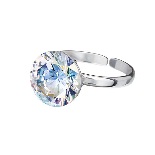 Starry - Ring Ag 925/Rh - crystal AB