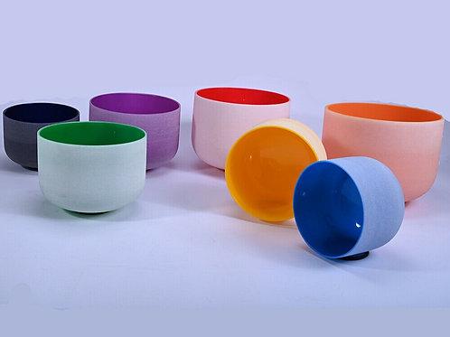 Coloured Chakra Sets