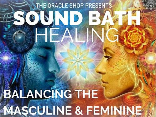Sound Bath Events