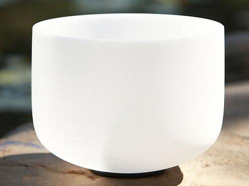 12 inch Crystal Singing Bowls