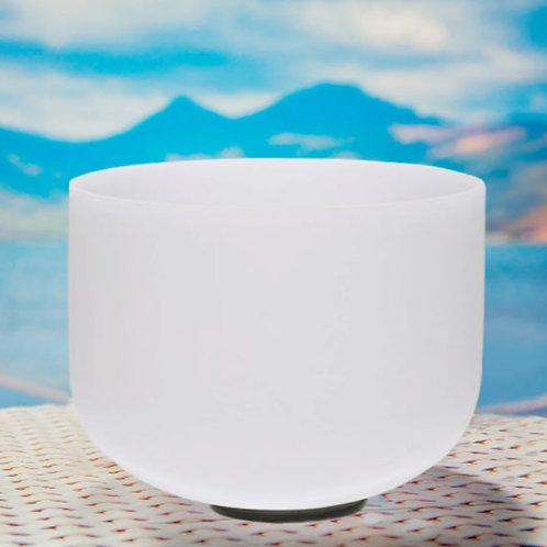 528 Hz Solfeggio Crystal Singing Bowls