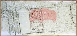 Sublimazione Teologica II, tenica mista, tela, 2012