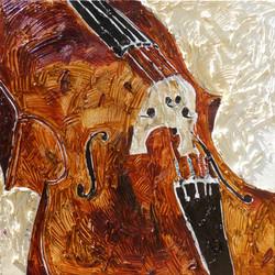 olio su tela - oil on canvas, 100x100cm, 2014