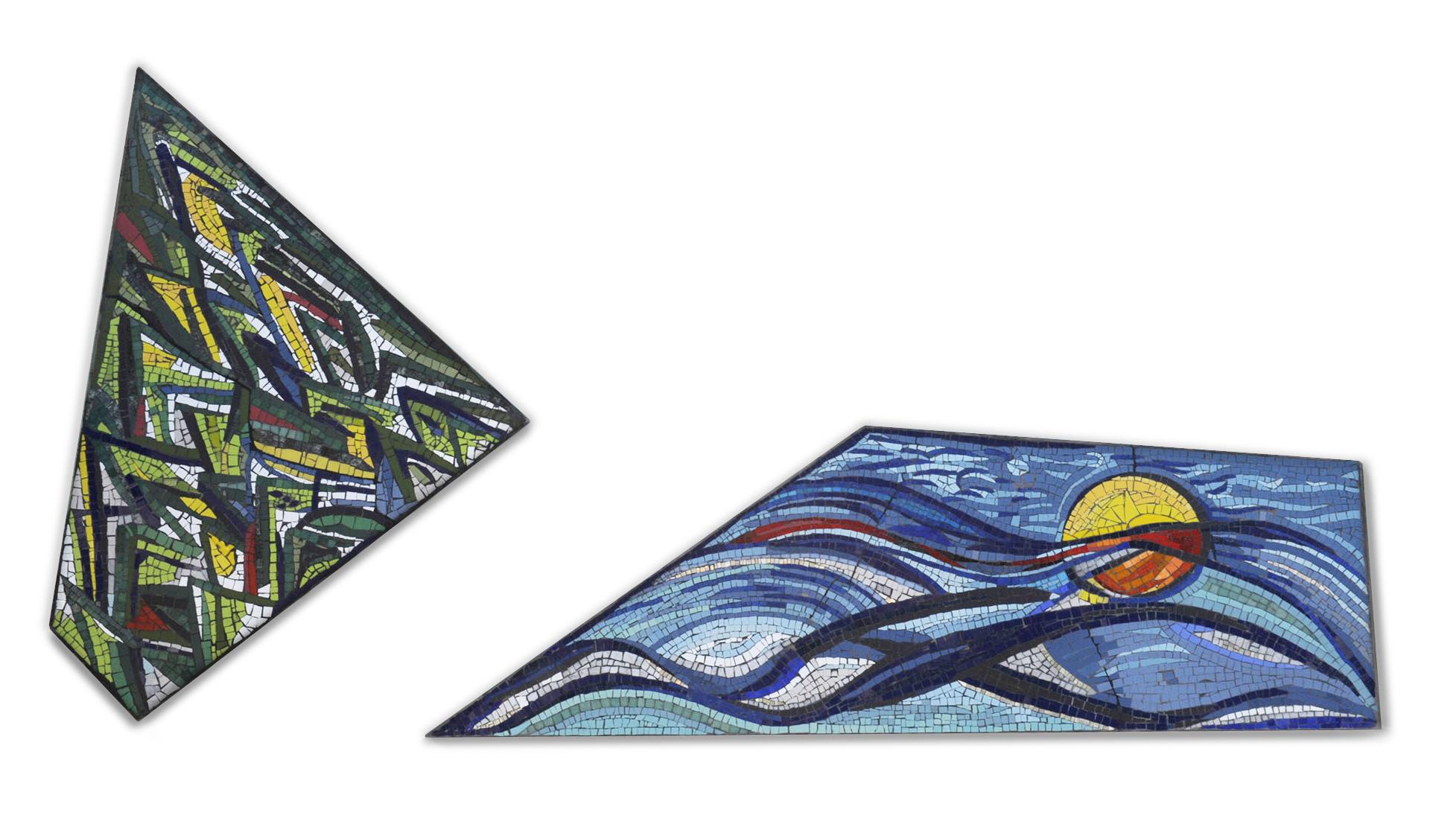Mosaico a Cembra