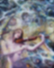 Il violino cm100x80 olio sutela.jpg