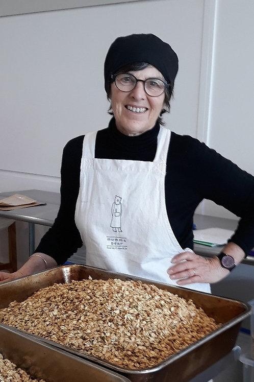 mumma bear apron