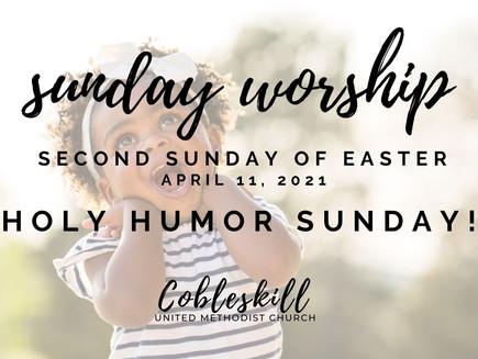 Holy Humor Sunday!
