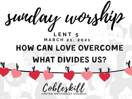How Can Love Overcome What Divides Us?