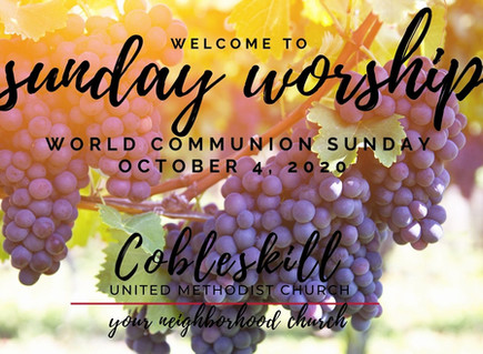 Sermon:  Fruits of the Vineyard