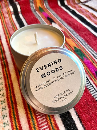 Evening Woods Candle (8 oz)