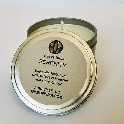 Serenity Candle (8 oz)
