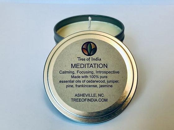 Meditation Candle (8 oz)