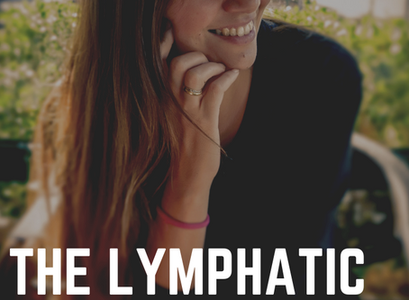 The Lymphatic System & Aromatherapy