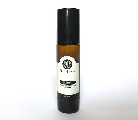 Free Spirit Anti-Anxiety Roll-on (10 ml)