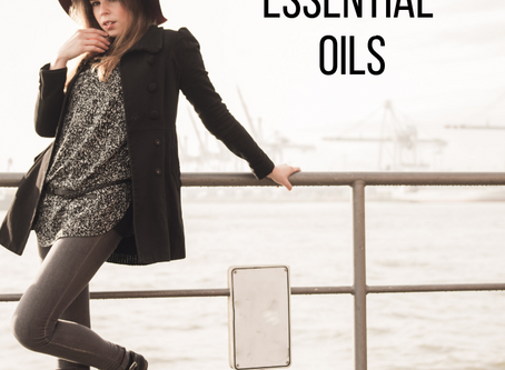 How to Wear Essential Oils