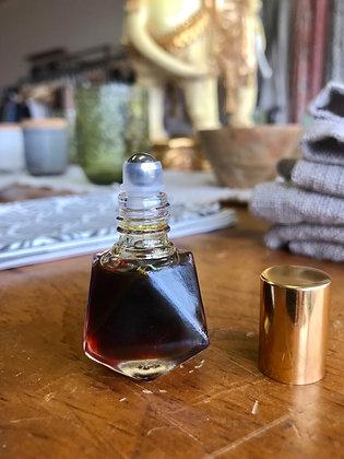 Oud Sandalwood Attar (5 ml)