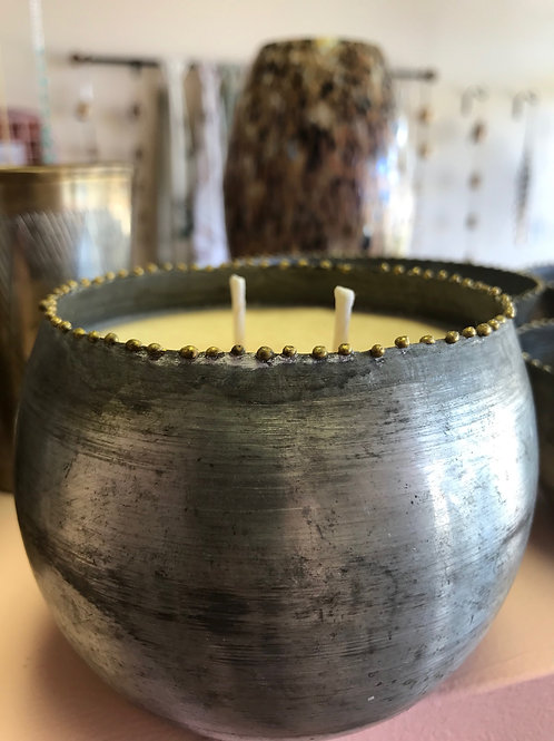 Tulsi Candle