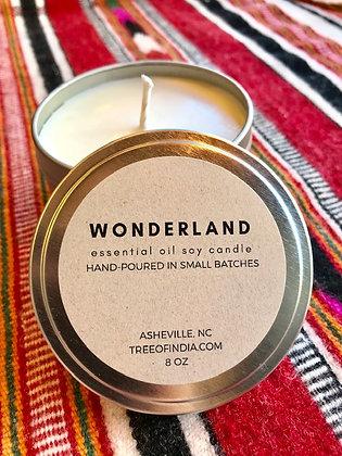 Wonderland Candle (8 oz)
