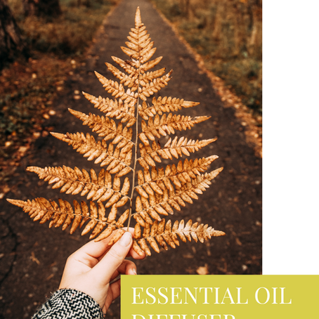 Essential Oils for Fall: Diffuser recipes for creating an irresistibly warm and cozy home