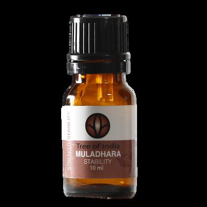 Muladhara – Root Chakra Oil (10ml)
