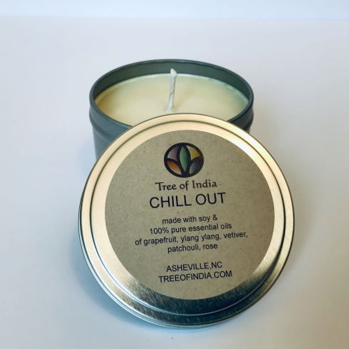 Chill Out Candle (8 oz)