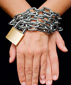 Legaler schweizer Sklavenhandel