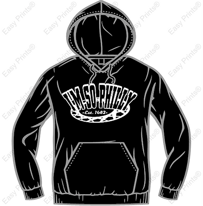 I'm So Philly Hooded Sweat Shirt