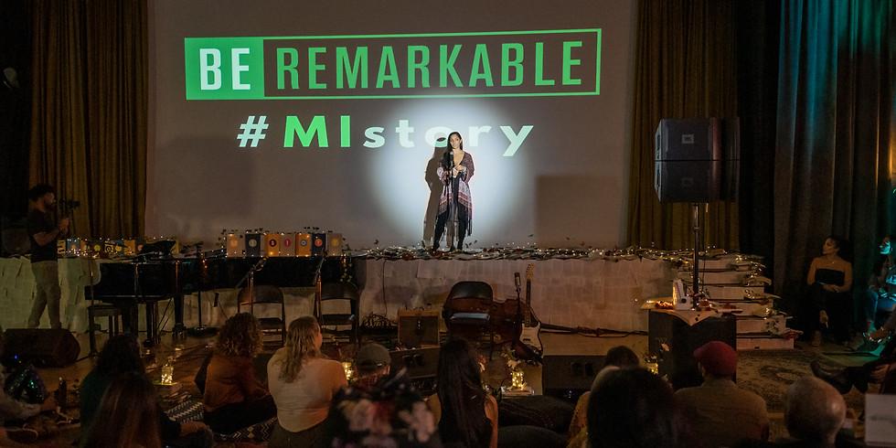 #MIStory LIVE