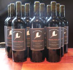 Saltwater Farm Wine Bottles