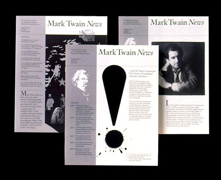 Mark Twain House Newsletter