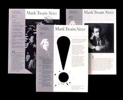 Mark Twain House Newsletter