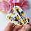 Thumbnail: Sunflower Fringe Clip