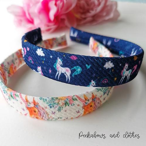 Unicorn Simple Headband