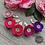 Thumbnail: Floral Snap Clip