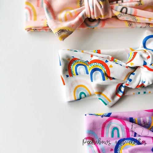 Rainbow Headwrap
