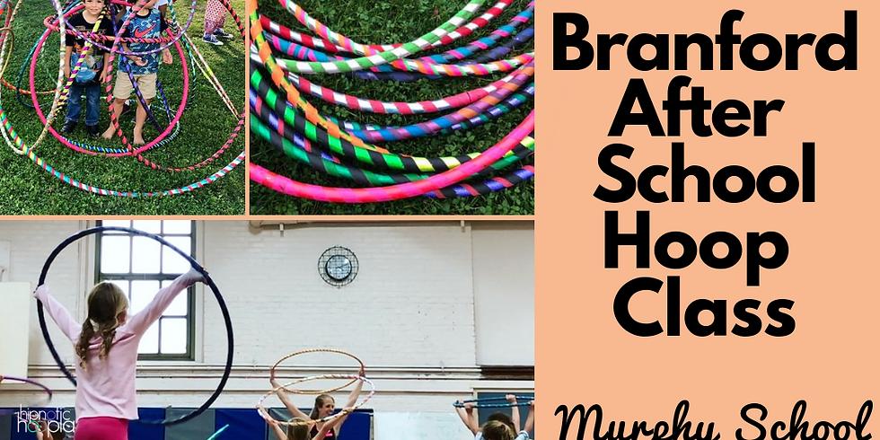 After School Hula Hoop Class K-4 Murphy Elementary School