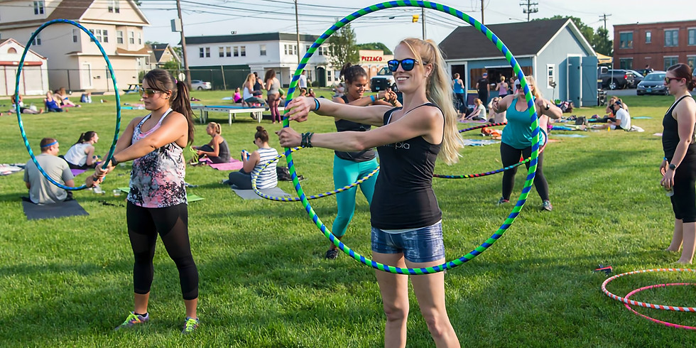 What's the Hoopla Fun Run with Sound RUNNER