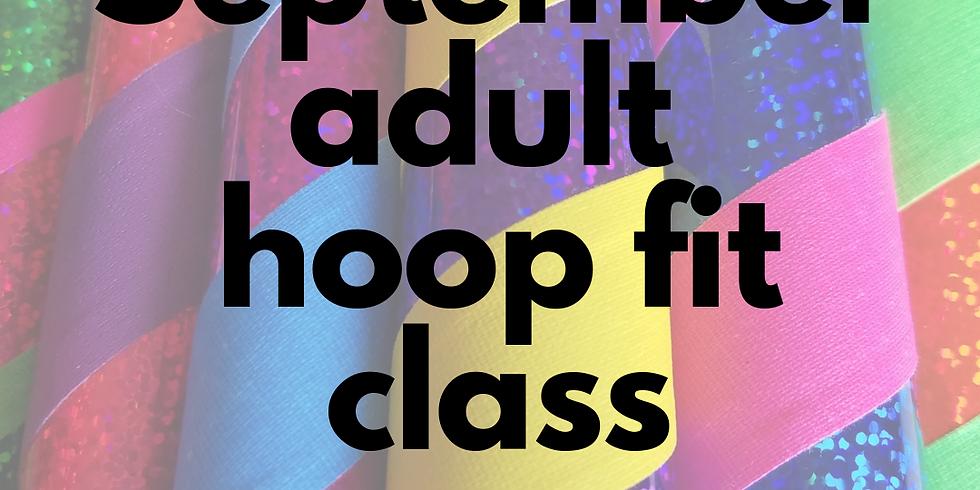 Adult Hoop Dance Fit Class | 4 Week Series | Mondays