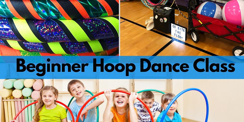 Kids Beginner Hoop Dance Class | 4 Week Series | Branford