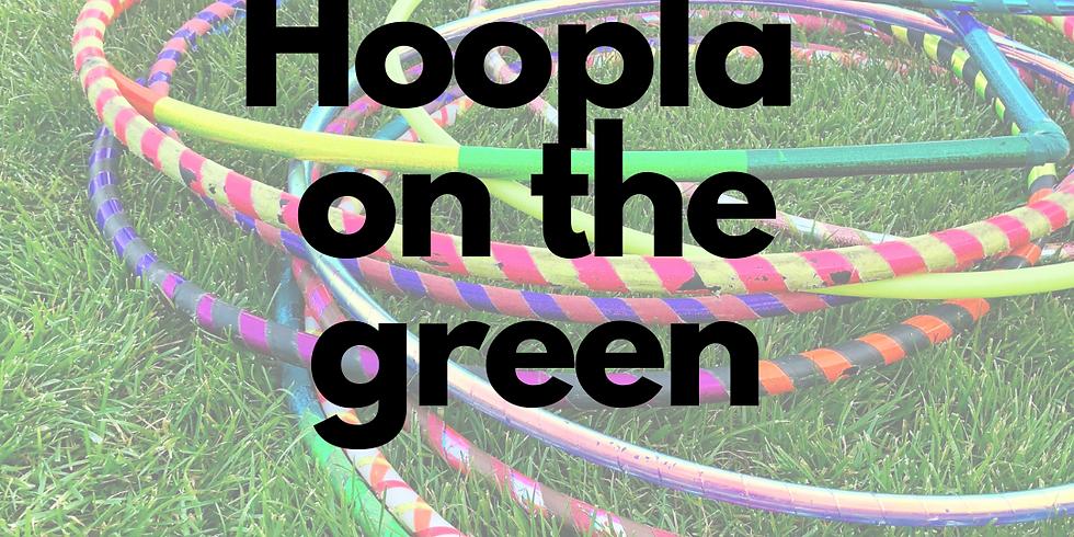 Free Community Hoop Dance | Hoopla on the Green | Branford