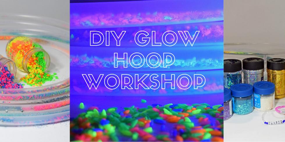 Make and Take Kids Hula Hoop Dance Workshop Ages 5+